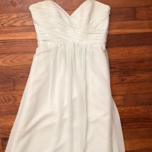 Alfredo Angelo size 2 Bridesmaids Strapless Dress
